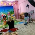 Фотоотчет «Фотограф работает с малышами»