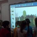 Занятия в подготовительной группе «Путешествие по сказке «Гуси— лебеди» (с использованием интерактивной доски)