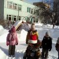 Фоторепортаж на тему «Как мы играли в сюжетно— ролевую игру «Путешествие в волшебные владения Всероссийского Дедушки Мороза»