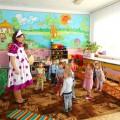 Конспект занятия по развитию речи «Теремок». Чтение русской народной песенки «Ай, ду-ду, ду-ду, ду-ду»