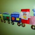 Сенсорное развитие детей раннего возраста посредством самодельных дидактических игр