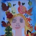 Конспект занятия по изобразительной деятельности с детьми подготовительной группы: «Портрет Осени»