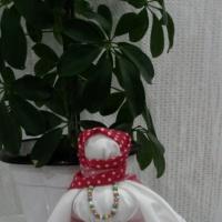 Народное творчество. Тряпичные куклы