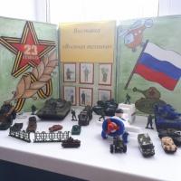 Фотоотчет о выставке «Военная техника», прошедшей в рамках проекта «Защитники Родины»