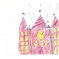 Конспект занятия (рисование) «Спасская башня Кремля»