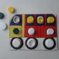 Развитие сенсорных способностей средствами дидактических игр у детей 2–3 лет