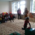 Конспект открытого занятия по правилам пожарной безопасности «Спички детям не игрушка» в старшей группе
