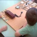 Дидактическая игра «Весёлые замочки»