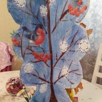 Дидактическое пособие— дерево «Времена года»