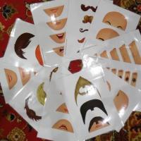 Дидактическая игра «Составь портрет или фоторобот»