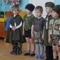 Сценарий познавательного развлечения «С днем рождения, Армия!» средний дошкольный возраст.