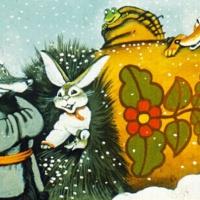 Музыкальная сказка «Рукавичка» по мотивам украинской народной сказки