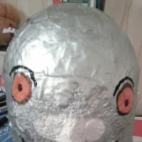 Мастер-класс «Как сделать маску голубя»