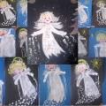 Мастер-класс с использованием нетрадиционных техник рисования «Рождественский ангелочек»