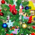 Мастер-класс «Новогодняя игрушка из солёного теста на ёлочку»