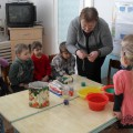 Занятие по экологическому воспитанию детей средней группы «Вода, вода, кругом вода»