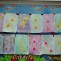 Фотоотчет «Художественное творчество детей по теме «Космос» в средней группе»