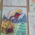 Проект «Наши любимые сказки» в средней группе