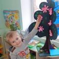Мастер-класс «Дидактическое дерево: Времена года»