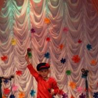 Фотоотчёт об участии в районном конкурсе «Мистер Икс»