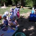 Проект детско-родительских отношений «Лето в «Сказке»