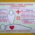 28 апреля— Всемирный день охраны труда!. Призовое место в районном конкурсе информационных плакатов.