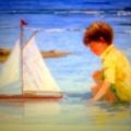 Стихотворение «Кораблик»