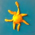 «Солнышко». Стихотворение для организационного момента на занятии с детьми младшего возраста.