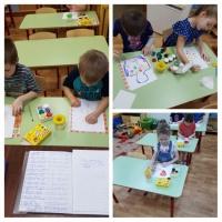 Конспект занятия по изобразительной деятельности для детей по теме «Городецкая роспись деревянной доски»