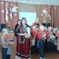 «Рождественские колядки» для детей подготовительной группы и взрослых по предприятиям города