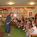 Фотоотчет об экскурсии в музей «Электродепо»