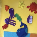 Дидактическая игра «Подводный мир»