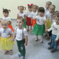 Фотоотчет «Праздника Осени» в группах раннего возраста
