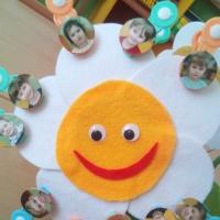 Пособие для психологической разгрузки детей «Ромашка настроения»