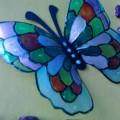 Мастер-класс «Красивые бабочки»