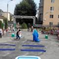 «День Нептуна». Летнее развлечение для детей средней и старшей групп