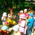 Сценарий летнего развлечения «Цветик-семицветик»