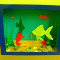 Макет «Сухой аквариум»