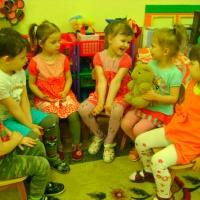 Игры с дошкольниками для снятия психического напряжения