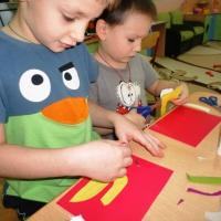 Аппликация с элементами рисования «Утюг». Фотоотчёт продуктивной деятельности детей 6 лет по лексической теме «Бытовые приборы»