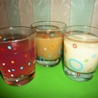 Подборка тематических загадок «Разнообразные напитки»