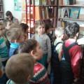 Фотоотчет «Экскурсия в библиотеку»