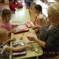 Ручной труд в детском саду.