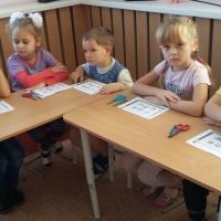 Конспект непосредственно образовательной деятельности в разновозрастной группе (5–7) лет «Посвящение в эколята»
