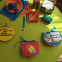 Мастер-класс для воспитателей «Книжка малышка: Путешествие по сказкам»