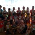 Мастер-класс изготовления открытки к празднику «День Победы!» в средней группе