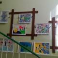 Фотоотчет об открытии мини-галереи в ДОУ