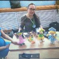 Мастер-класс по изготовлению куклы из фоамирана