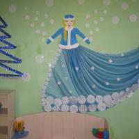Фотоотчёт «Новогоднее украшение группы»