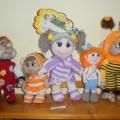 Выставка кукол (фотоотчет)